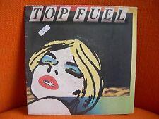 VINYL 45 T – TOP FUEL : GRAINS DE BEAUTE – FRENCH POP ROCK SYNTH – 1983 PATHE M