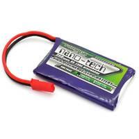 Turnigy Nano-Tech 350mAh 1S LiPo Battery Pack 3.7V 65C 130C JST Ultra Thin