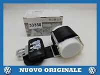 CINTURA SICUREZZA POSTERIORE DESTRA REAR RIGHT SAFETY BELT ORIGINALE VW TOURAN
