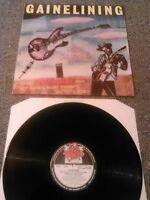ROY GAINES - GAINELINING LP N. MINT!!! UK RED LIGHTNIN RL0035 CRUSADERS