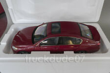 1:18 AUTOart Lexus GS430 - Matador Red Mica - Rare, limited 2999 pcs (MIB)