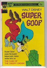 Walt Disney Super Goof #28 Whitman