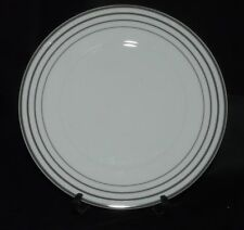 Dibbern fine Bone China Metropolitan Anthrazit grau Dessertteller 20 cm Dm