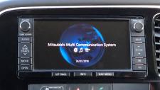 Mitsubishi MMCS J-11 Japanese to English SD Card