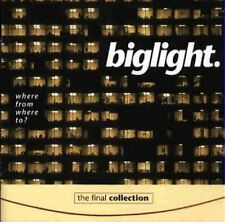 Big Light Final collection (1999) [CD]