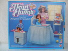 fasciatoio famiglia cuore nursery heart family famille doucoeur 1984 NRFB 7937