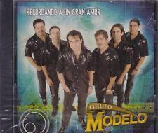 Grupo Modelo Recordando a un amor CD New Nuevo sealed