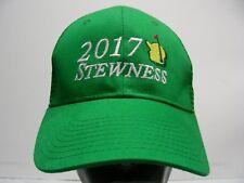 2017 stewness - GOLF - Verde - SNAPBACK AJUSTABLE gorra sombrero