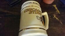 Chicago Sting Vintage 1981 Soccer Bowl Champions Stein Mug