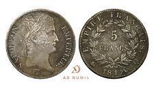 5 francs Napoléon Ier 1811 Q France