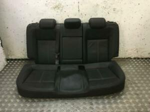 09-15 VAUXHALL ASTRA J MK6 5 DOOR HATCH LEATHER REAR SEATS WITH HEADRESTS