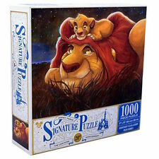 disney parks signature 1000 piece puzzle 20th the lion king new with box