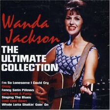 WANDA JACKSON ULTIMATE COLLECTION CD 2008 NEW