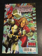 """Avengers#34 Incredible Condition 9.4(2013)""""End Times"""""""