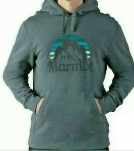 Marmot Mens Hanging Rock Hoody Mens Hooded Sweats