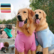 Mascotas Cachorro Perro Ropa Ropa Prendas con capucha Chaqueta Camisa Para Grandes Perros Pequeños Medianos
