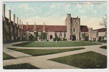 Hampshire postcard - St Cross Hospital, Winchester - P/U 1908