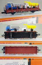 KF174   Arnold N 4477 - Rungenwagen mit LKW-Ladung DB *NEU*