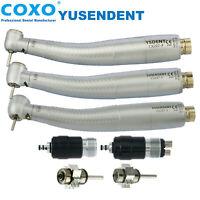 COXO Dental LED Self Power High Speed E Generator Handpiece Quick Coupling NSK