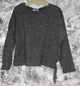 Girls Age 5-6 Years - M&S Long Sleeved Top