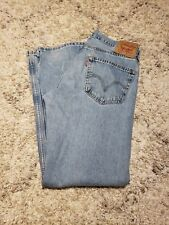 Mens levis 505 33x32 Straight Fit