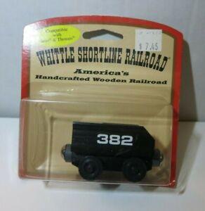 Whittle Shortline Railroad Steam Locomotive Tender - 382 - Casey Jones - New