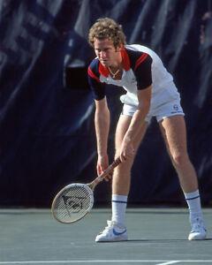 World Tennis Champion JOHN MCENROE Glossy 8x10 Photo Print Poster
