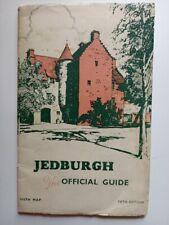 JEDBURGH Roxburghshire Official Guide 1932