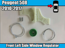 Peugeot 508 Sedán Ventana Regulador Devanadera Kit De Reparación Delantero Izquierdo