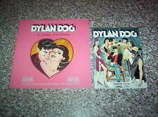 DYLAN DOG GLAMOUR IO DYLAN E LE DONNE + ALLEGATO FEMMINE FATALI 1990 EDICOLA