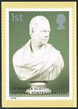 GB 2006. PHQ card. Portrait. Sir Walter Scott.