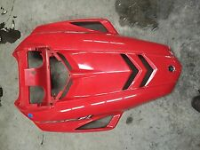 Yamaha RX1 Warrior Apex Rage Vector Nytro 03 04 05 06 Hood Cowl RED