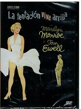 La tentacion vive arriba (The Seven Year Itch) (DVD Nuevo)
