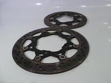 2012 SUZUKI GSF 1250 Front Brake Disc Set PAIR  *FAST SHIPPING