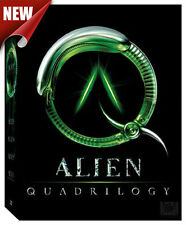 Alien Quadrilogy REGION1 DVD