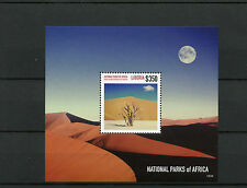 Liberia 2014 MNH National Parks of Africa 1v S/S Namib-Naukluft Namibia