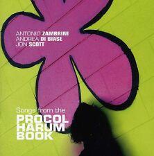 Jon Scott - Songs Procol Harum Book [New CD]