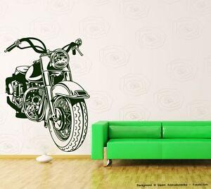Wandtattoo Motorrad Bike I 680