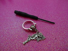 Changeable Charm Dangle Ring Size 6.5