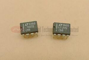 Linear LT1072CN8 DC/DC Converter Single Step Up 3V to 60V PDIP8 X 1PC