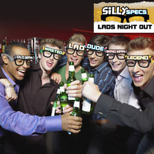Boys Night Out Silly Specs Selfie Glasses Stag Party Birthday Photo Booth Fun