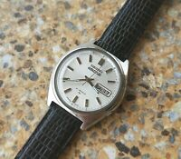 Vintage Seiko Actus 21 Jewels Automatic 7019 8010 Kanji August 1976 38 mm