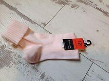 P36-39- Chaussettes DORE DORE (DD) NEUVES - Socqu Revers Rose  (11,20€)