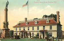 c1907 Postcard; Phillipse Manor House, Yonkers NY Westchester County Posted
