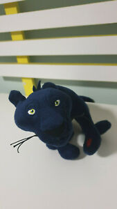 THE JUNGLE BOOK PLUSH TOY BAGHERA PANTHER CHARACTER TOY 22CM LONG