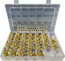 Professional Plumber Tap Cartridge Valve Box Ceramic Disc & Washer Type 25 PAIRS