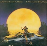 Jackson Browne - Lawyers In Love (NEW CD)
