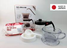 Kalita Drip Set 101-D Set N 1 - 2 cups Made In Japan
