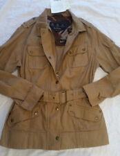 Barbour chaqueta mujer SAXON Informal Chaqueta gr.d40 / GB 14 NUEVO