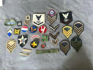 Vintage US Military Army Vietnam War Patch
